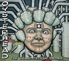 "OYSTERHEAD ""The Grand Pecking Order"" new CD Les Claypool Stew Copeland Anastasio"