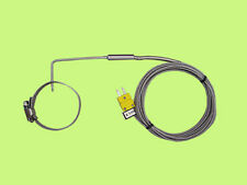EGT Thermocouple K Type for Exhaust Gas Temperarture with Flexible Clamp