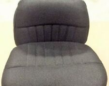 139350 Black Fabric Seat Cushion Set IH 1086 1486 1586 3288 5088 5288 5488 6388