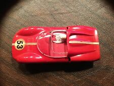 STROMBECKER FERRARI DINO RED VINTAGE 1/32 SLOT CAR
