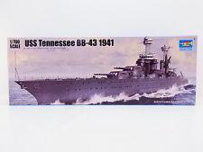 LOT 16940   Trumpeter 05781 USS Tennessee BB-43 1941 1:700 Bausatz NEU in OVP