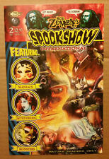 Rob Zombie's Spookshow International #2  Baby and Grandpa featured NM unread