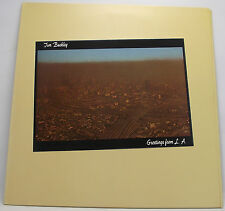 "TIM BUCKLEY : GREETINGS FROM L.A. Vinyl LP Album 33rpm 12"" Pushout Card EX+"