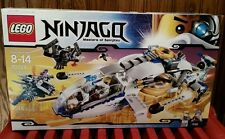 LEGO Ninjago: 70724 NinjaCopter (brand-new factory-sealed MISB NIB)