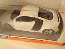 JADA WHITE AUDI R8 SCALE 1:32 - NEW IN THE BOX