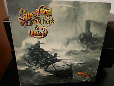 Sutherland Brothers and Quiver-Lifeboat LP on Pink Rim Island Label..Excellent