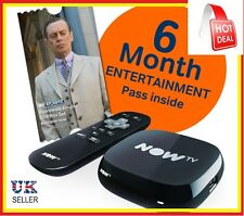Now Tv Box 6 Months Entertainment Pass + 2 Months Sky Cinemas Code TodayOnlySale