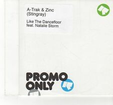 (FT929) A-Trak & Zinc, Like The Dancefloor - DJ CD