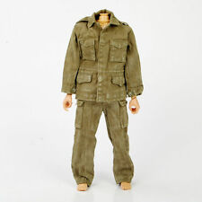 Dragon DML Toy 1/6 Clothes Clothing Distressed Military Uniform Fit 12'' Figures