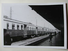ESP835 - 1950/60s R.E.N.F.E NORTE Spanish Railway - TRAIN PHOTO Spain
