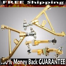 GOLD For Nissan 240SX S13 S14 SR20 SR20DET Front & Rear Lower Control Arm