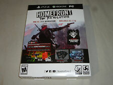 HOMEFRONT THE REVOLUTION PROMO STORE DISPLAY BOX ONLY XBOX ONE PS4 PC DAMBUSTER