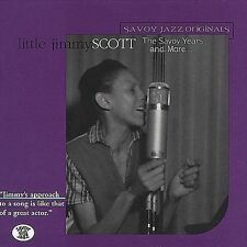 NEW - Savoy Years & More by Scott, Jimmy