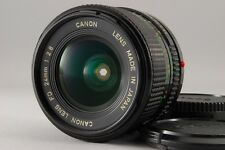 [Excellent+++]Canon New FD NFD 24mm f2.8 MF Lens From Japan #32
