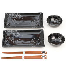 Ginsai Sakura Japanese Sushi Set