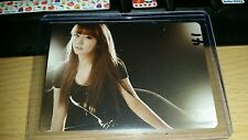 Snsd taeyeon 7-eleven girls generation official photocard Kpop k-pop apink 2ne1