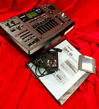 BOSS BR-8 DIGITAL RECORDING STUDIO  64 V - TRACK + Manual COMPLETE