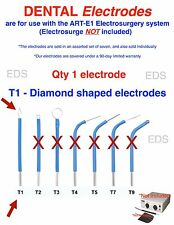 Qty of 1 ( T1 )  DENTAL Electrode  - use with the ART-E1 Electrosurgery system