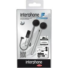 Interphone F4 FullFace Slim Kit