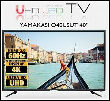 "New Yamakasi O48USUT 48"" UHDTV 60Hz 4K HDCP 2.2 MHL 10 Bit UHD LED TV Monitor"