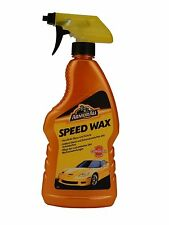 ARMOR ALL Speed Wax Spray Glanzwachs Carnauba Glanz Wachs Auto Lackschutz Pflege