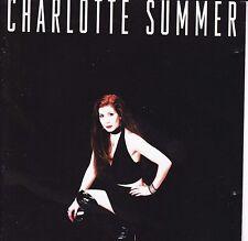 CHARLOTTE SUMMER Bizarre Love Triangle CD - New