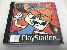 Parappa The Rapper (Sony PlayStation 1, 1997) - European *RARE* VGC Inc Poster