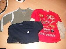 2 T Shirts 1 Polar Top 7-8 años de edad