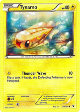 Tynamo Common Pokemon Card BW3 Noble Victories 38/101