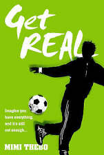 Get Real, Thebo, Mimi, New Book