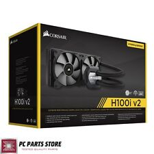 NEW Corsair CPU Cooler Hydro Series H100i v2 Extreme Performance Liquid Cooling