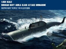 Hobby Boss 1/350 83525 Russian Navy Akula Class Attack Submarine