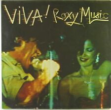 "12"" LP - Roxy Music - Viva ! The Live Roxy Music Album - C529 - washed & cleaned"