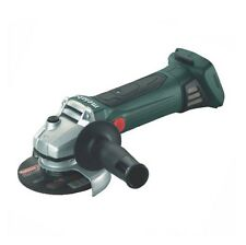 METABO W18 18v Lithium-ion Cordless115mm Grinder (Body Only)