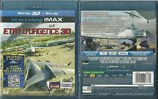 BLU RAY + 3D - ETAT D' URGENCE : MISSION SAUVETAGE AVIATION AVION / NEUF EMBALLE