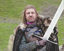 SEAN BEAN REPRINT AUTOGRAPHED SIGNED PICTURE PHOTO COLLECTIBLE GAME OF THRONES