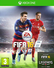 Fifa 16 ~ XBox One (New & Sealed)
