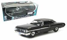 GREENLIGHT 1:18 MEN IN BLACK III FORD 1964 GALAXIE 500 DIECAST BLACK 12850