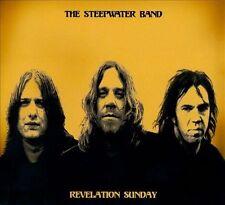 The Steepwater Band-Revelation Sunday CD NEW