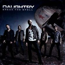 Break the Spell [Deluxe Edition] by Daughtry (CD, Nov-2011, 19)