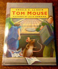 Rare Ursula K. Le Guin SIGNED 1ST/1ST TOM MOUSE 2002 First Printing