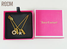 Juicy Couture best friends star necklace set of 2