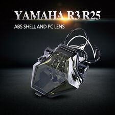 Motorcycle LED Turn Signal Tail Light Brake Integrated For Yamaha YZF R3 R25