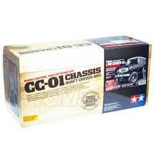 Tamiya CC01 Toyota Land Cruiser 40 Black Special Painted Body ESC RC Cars #58564