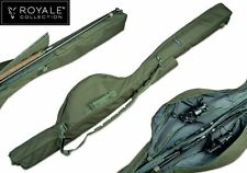 Fox NEW Royale 10ft 2-Rod Padded Sleeve Carp Fishing Luggage Rod Holdall