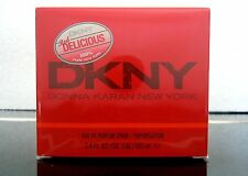 DKNY Be Delicious Red  100ml Eau de Parfum Spray Woman NEU