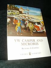 vw camper and microbus richard a copping ( shire library )