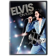 New! ELVIS ON TOUR REGION 2 DVD Restored & Remastered PRESLEY UK & EUROPE R2