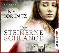 Hörbuch Die steinerne Schlange von Iny Lorentz (2015)