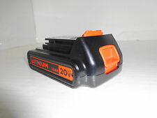 BLACK and DECKER LBXR20 20Volt MAX Extended Run Time Lithium-Ion Battery